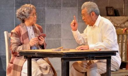 "Pulitzer-Prize Winning Play ""The Gin Game"" Returns To Hong Kong"