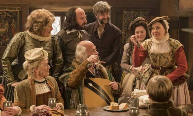 """""""Upstart Crow"""": Shakespeare Sitcom Is Really Quite Educational"""
