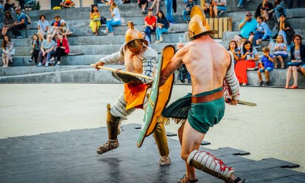 How Did Gladiators Capture Modern-Day Moscow?