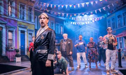 """Shaina Taub's """"Twelfth Night"""" At The Young Vic"""