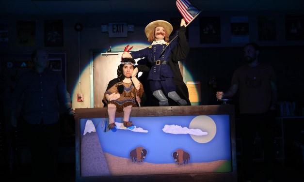 "Pilgrims' Progress: Larissa FastHorse's ""The Thanksgiving Play"""
