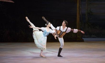 """Hong Kong Ballet's """"Giselle"""" at Hong Kong Cultural Centre"""