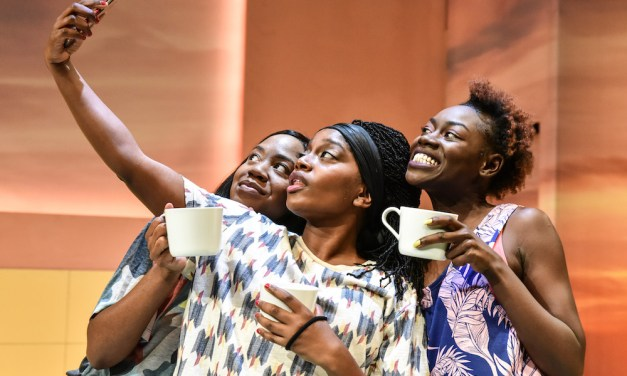 """""""The Hoes"""" at The Hampstead Theatre"""
