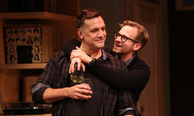 """Daniel's Husband"" At Westside Theatre"