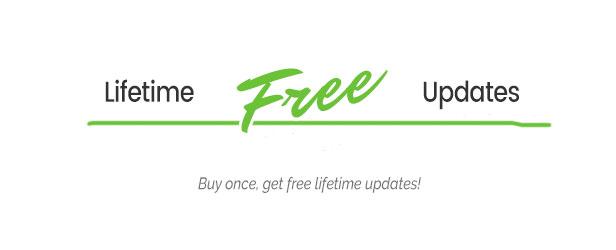 TheSaaS - free update