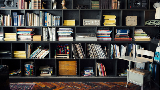 Welcome to the bookshelf
