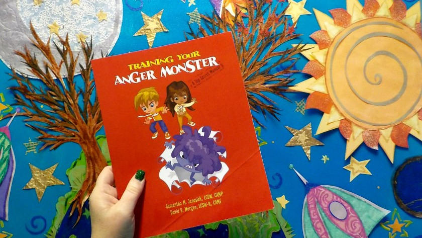 Training Your Anger Monster Review