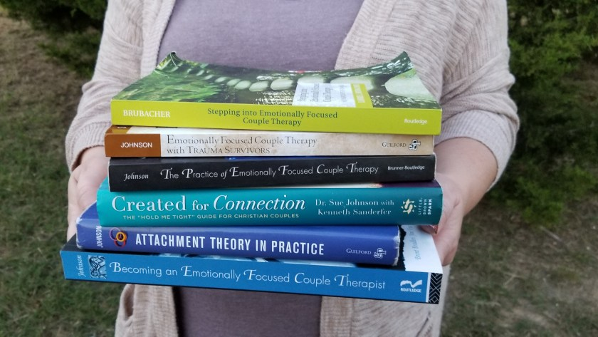 Emotionally Focused Therapy Books