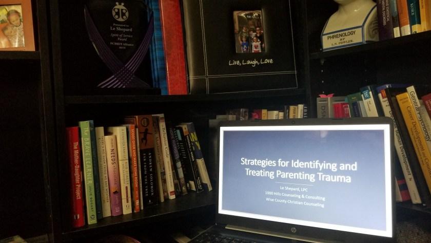 Parenting Trauma Presentation