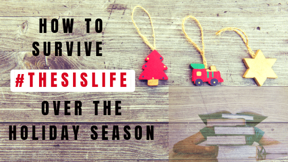 How to Survive #ThesisLife over the Holiday Season