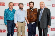 Andrew Lloyd Webber, Laurence Connor, David Fynn, Julian Fellowes / Photo by Craig Sugden