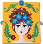 flower-lady-papercut_5583182240_o