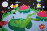 frog-3d-papercut_10350859995_o