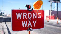 Wrong Path