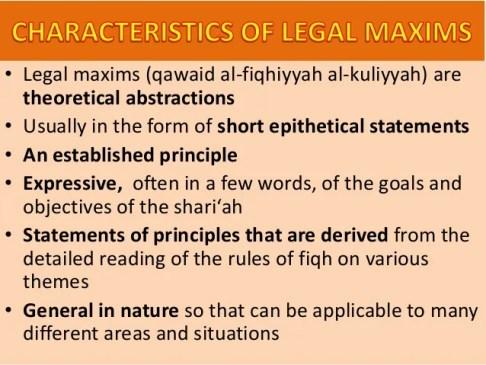 legal-maxims-characteristics