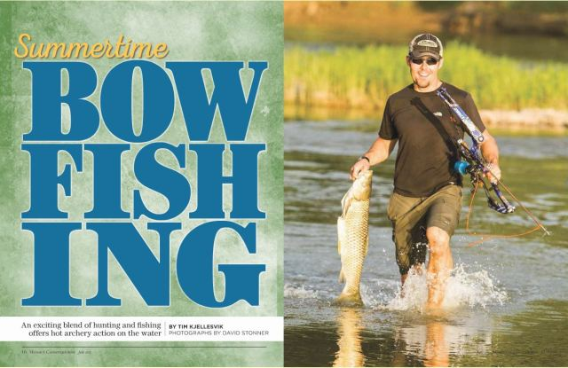 Conservationist Bowfishing Cover