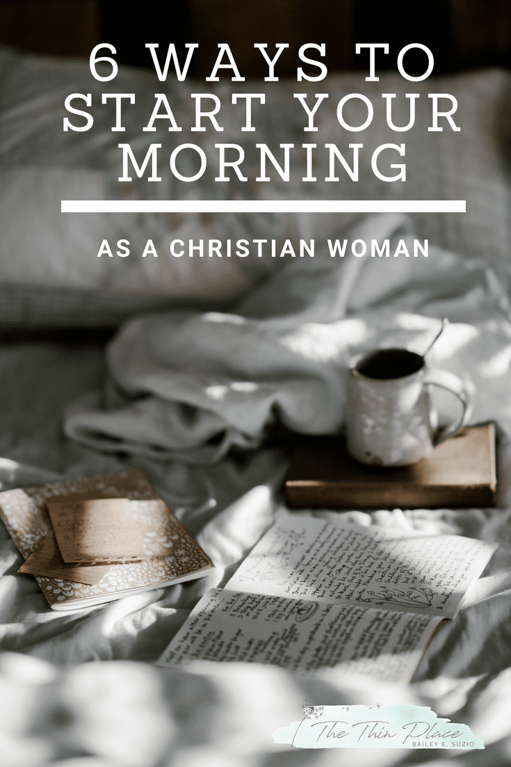 6 Habits to Start Your Morning Routine Like the Proverbs 31 Woman #proverbs31 #devotional #howtobeaproverbs31woman #christianliving #christianwoman