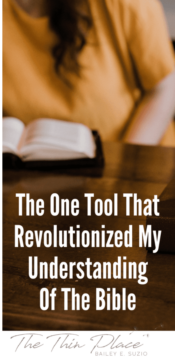One Tool to Change Your Understanding of Scripture #biblestudy #scripture #christian #catechism #bible