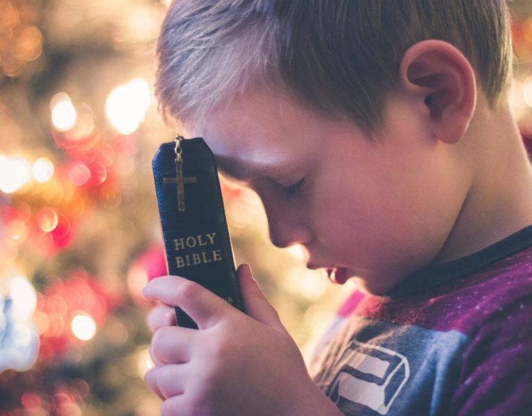 Teaching Kids To Pray: A Catholic Perspective