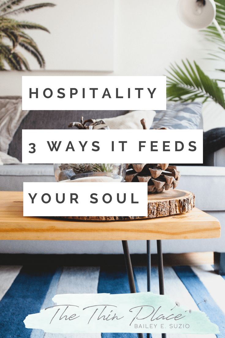 3 Reasons You Need to Practice Christian Hospitality #hospitality #christianity #christianliving #proverbs31 #christianhospitality