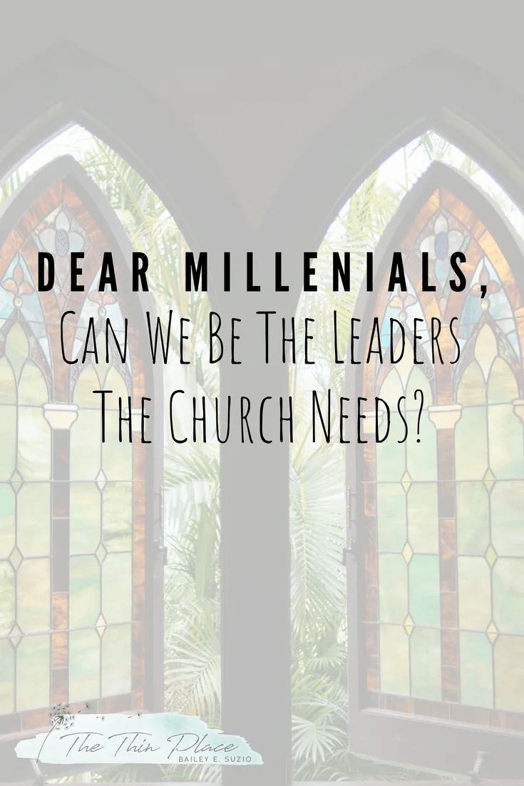Can we be the next generations of Christian leaders? #churchleaders #leadership #christian #christianleaders #christianity