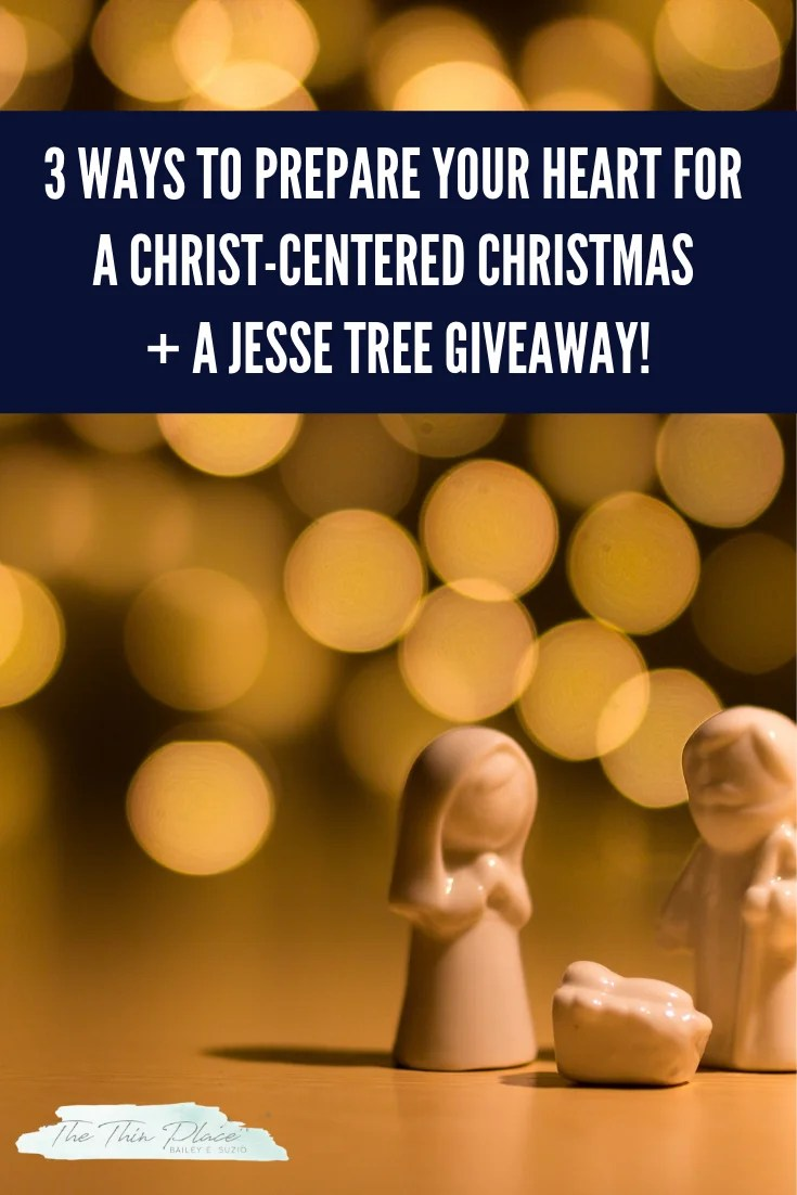 Helping Your Kids Focus on Christ This Christmas #christcenteredchristmas #advent #christmas #Jesus #devotinal #Jessetree