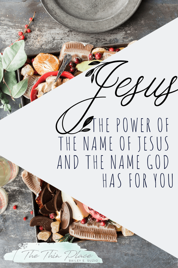 The Importance of Names in the Bible and the New Name God has for You #biblestudy #heaven #christianliving #devotional #names #Jesus #christian