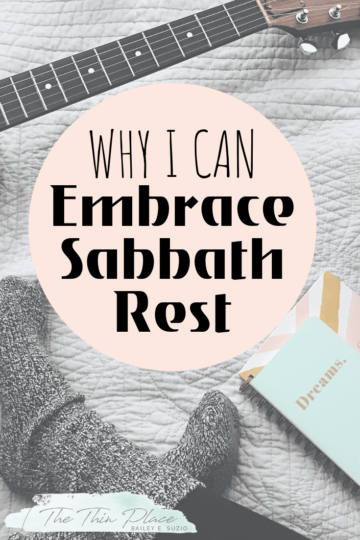 Embracing true sabbath rest #sabbath #sunday #rest #selfcare #soulcare