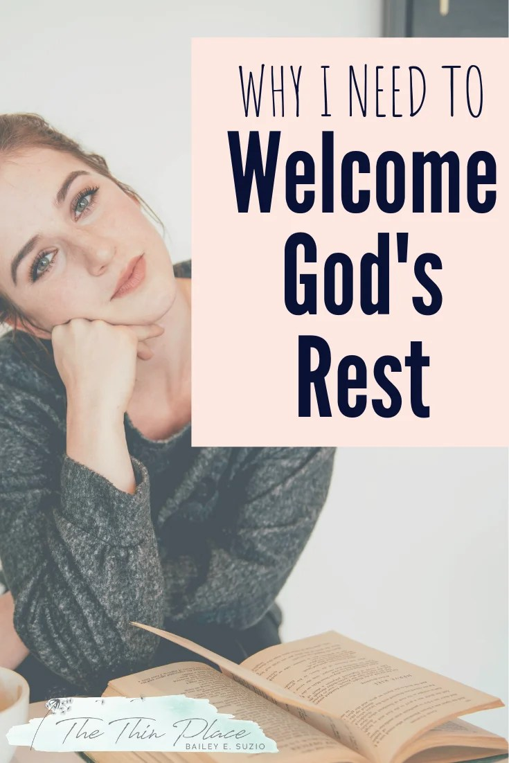 Embracing the Rest God Provides #selfcare #soulcare #christianselfcare #devotional #christianwomen