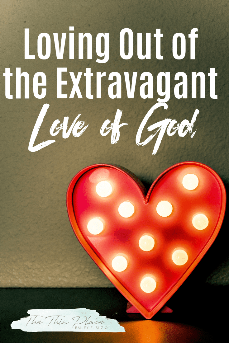 This is love, not empty words of endurance or flowing promises, but hearts that sacrifice themselves for one another. But we cannot hope to sustain this kind of love without letting it flow through us. #christianlove #faith #christianmarriage #love #godslove #christianencouragement