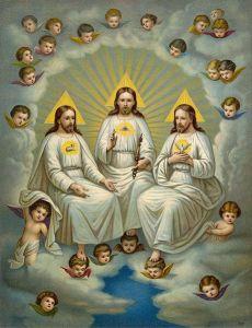 godhead trinity adventist