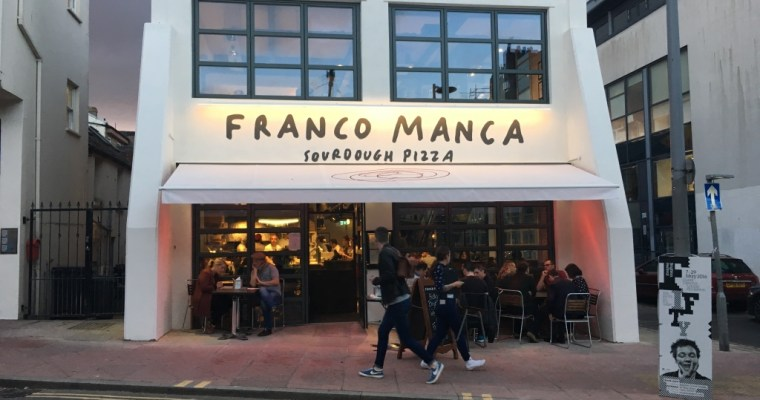 NEW: Franco Manca Sourdough Pizza