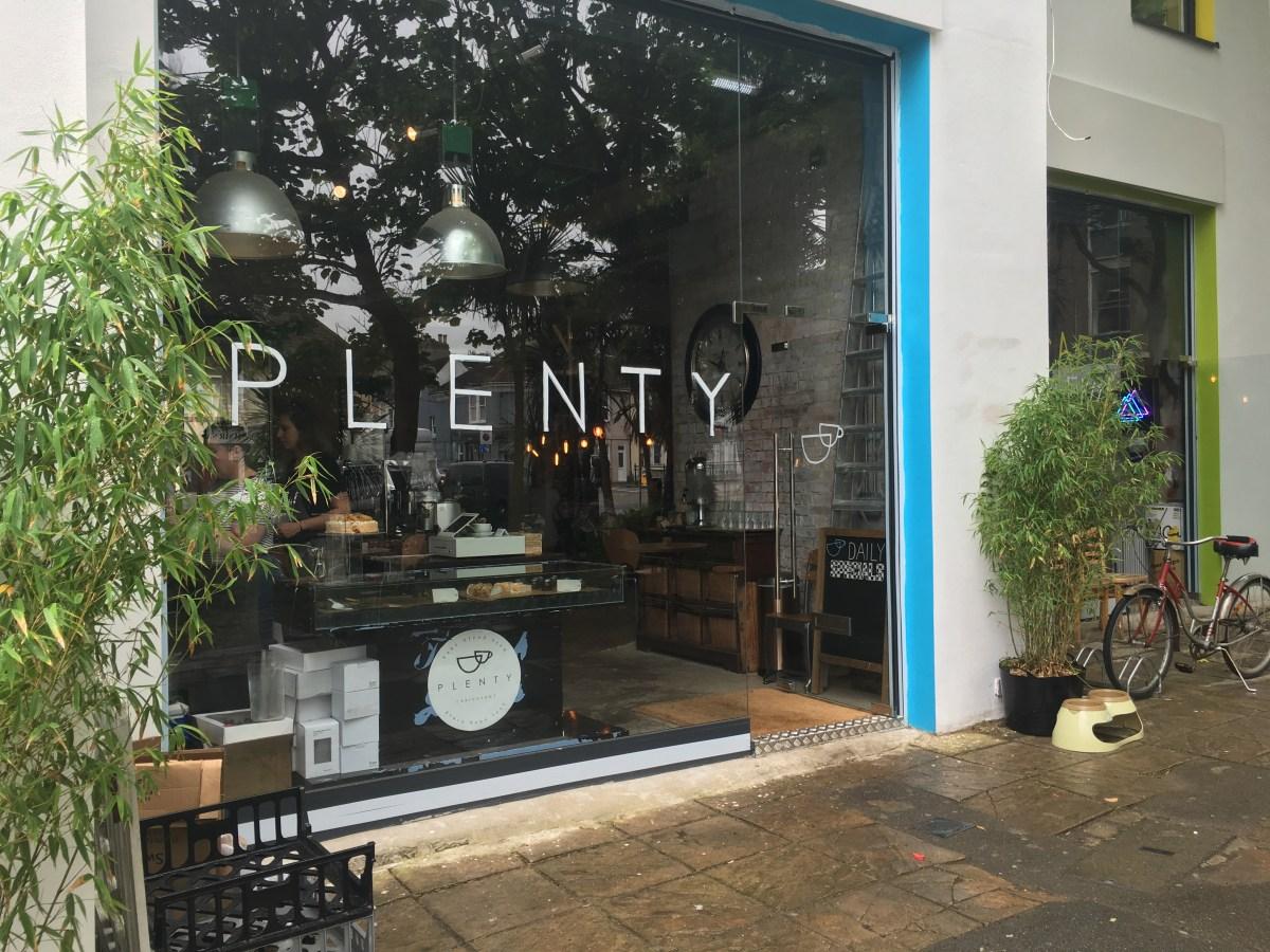 Café Plenty exterior