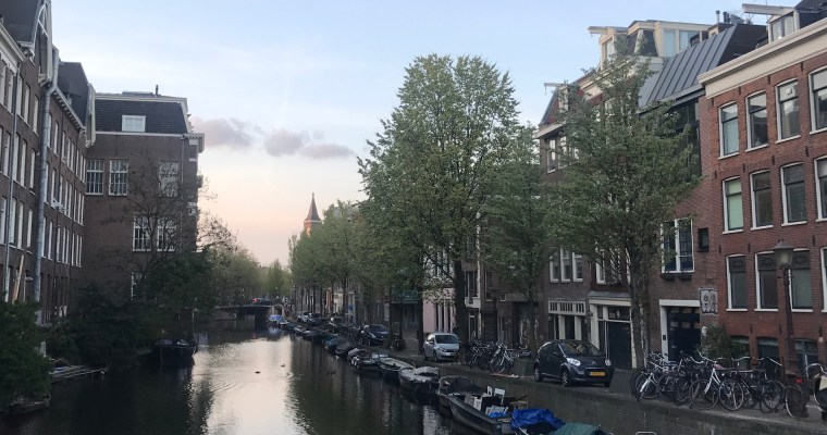 Amsterdam: Four days of food