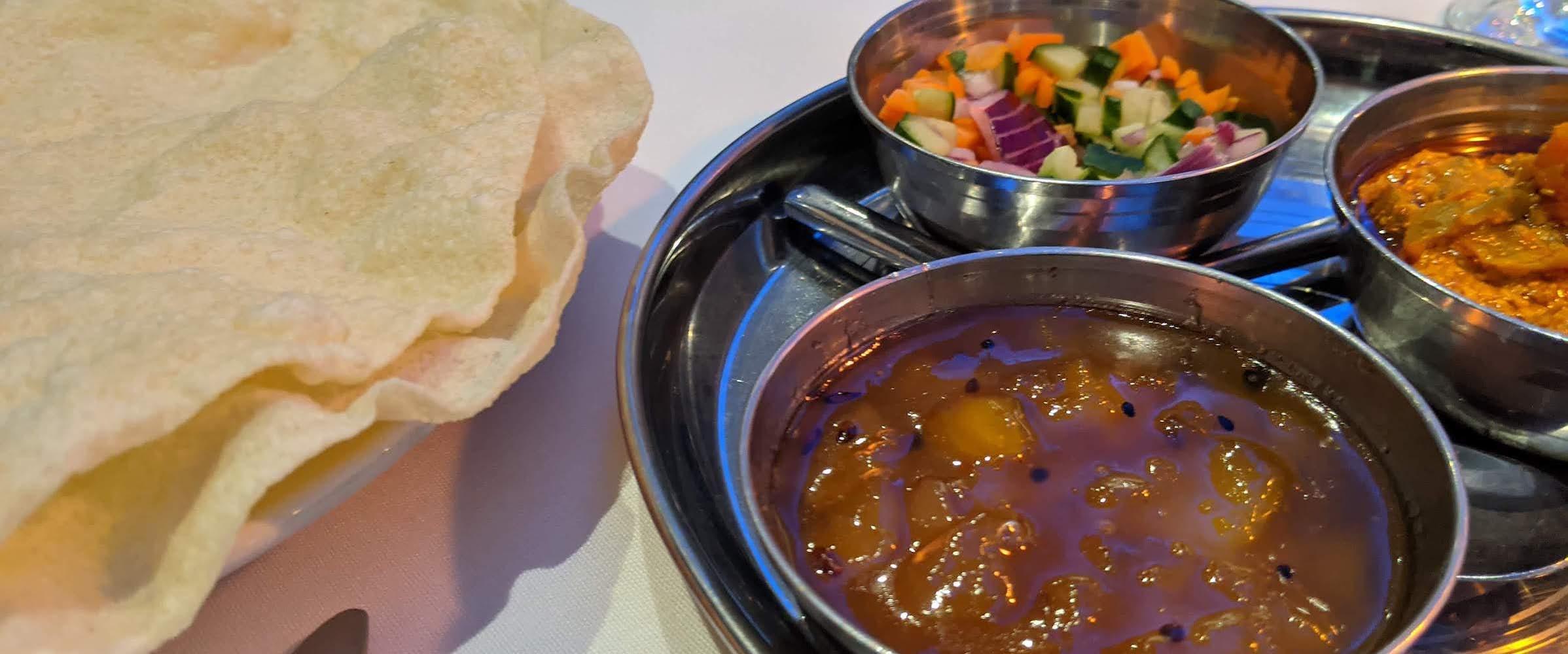 Malika | Indian dining at Brighton Marina