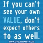 Seeing the Equal Value of EVERY Person Involved In the Effort … or Not