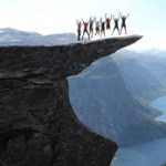 over the edge group