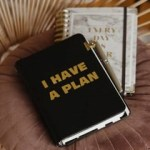 I have a plan book