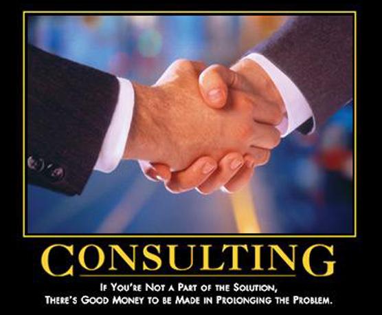 Consulting-Despair