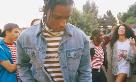 A$AP Rocky for Guess Jeans