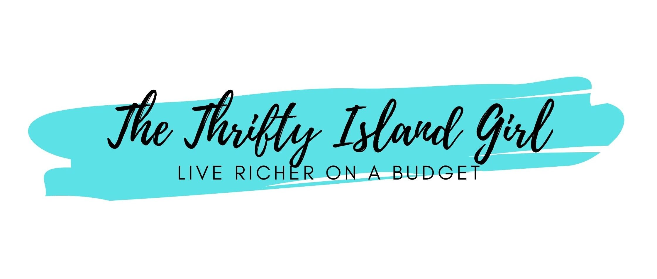 The Thrifty Island Girl