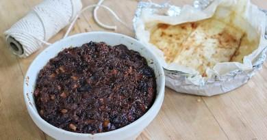 Homemade Christmas Pudding Recipe