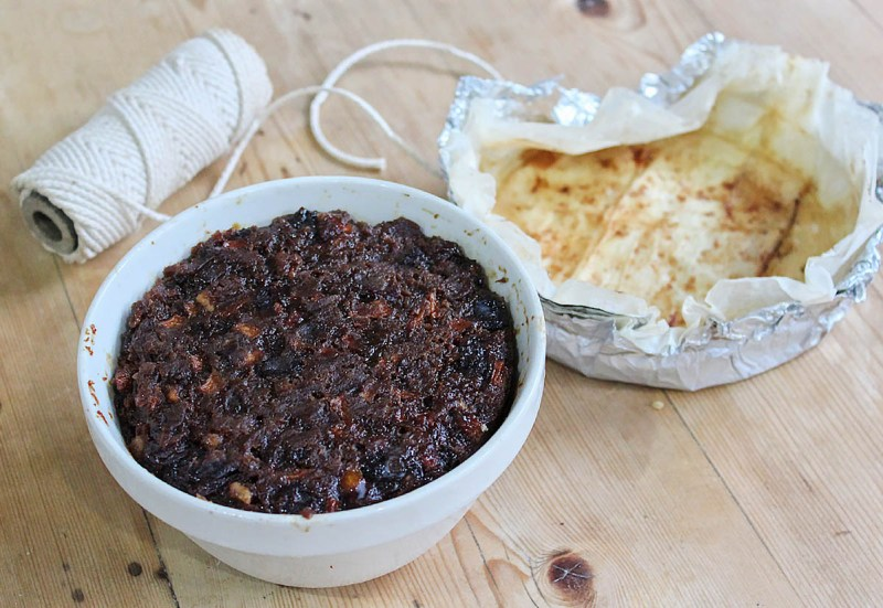 Homemade Christmas Pudding Recipe