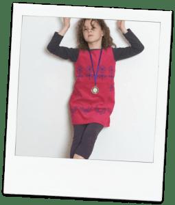 cloth kits shift dress