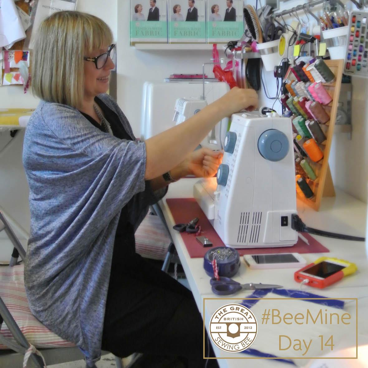 Day 14 #BeeMine- My 30 day blog challenge- Fashion With Fabric