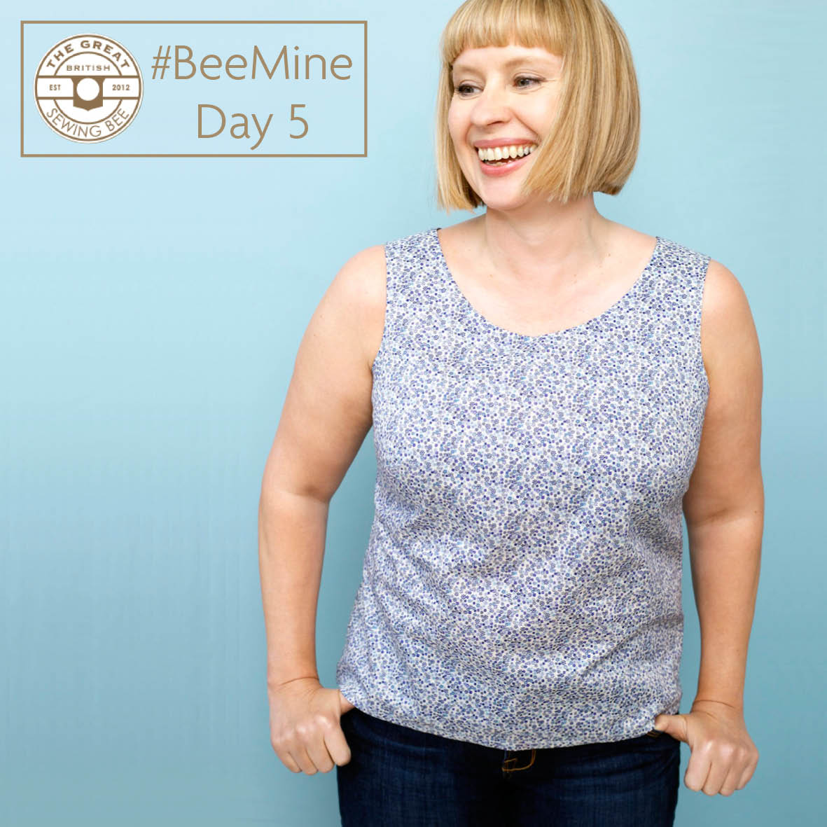 Day 5 #BeeMine- My 30 day blog challenge- Fashion With Fabric