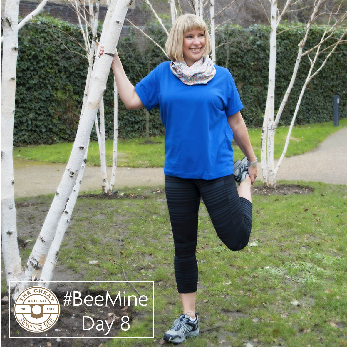 Day 8 #BeeMine- My 30 day blog challenge- Fashion With Fabric