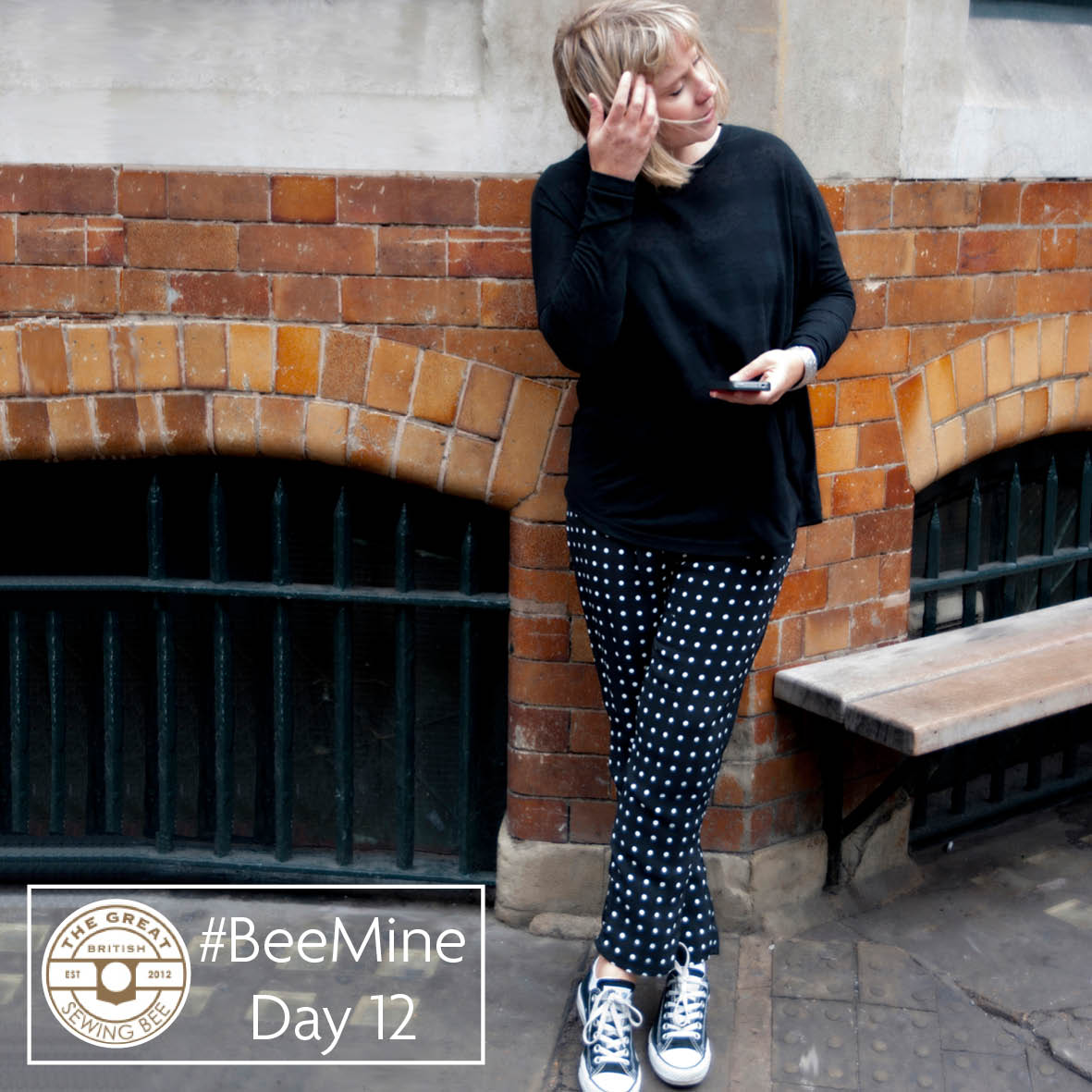 Day 12 #BeeMine- My 30 day blog challenge- Fashion With Fabric