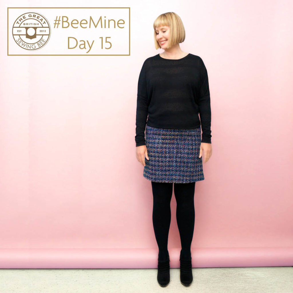 Day 15 #BeeMine- My 30 day blog challenge- Fashion With Fabric