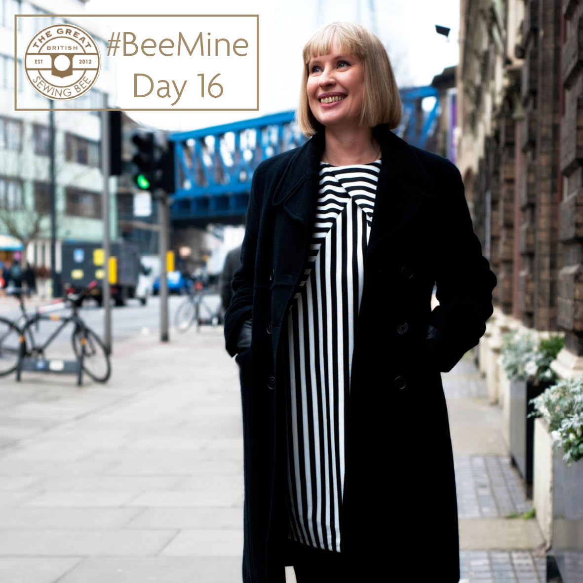 Day 16 #BeeMine- My 30 day blog challenge- Fashion With Fabric